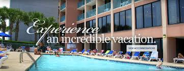 your myrtle beach hotel sandcastle oceanfront resort south beach