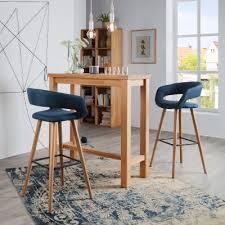 table cuisine design pas cher tabourets chaises de bar meuble design pas cher home24 fr