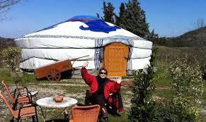 tende yurta nomadizziamoci una proposta ecocompatibile nomadizziamoci