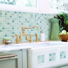 stunning manificent self stick backsplash tile peel and stick