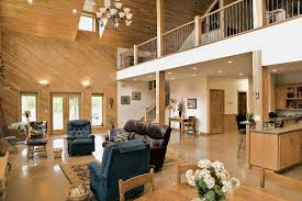Home Interiors Cedar Falls Pole Barn Home Interior Photos Morton Pole Barn Houses Http