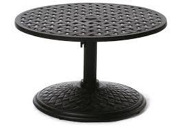 Black Cast Aluminum Patio Furniture Newport By Hanamint Luxury Cast Aluminum Patio Furniture 30
