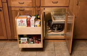 dazzling kitchen drawer and cabinet organizers with roll out