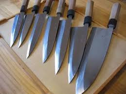 Kitchen Knives Wiki Which Kitchen Knives Are Best For Japanese Food And Particularly