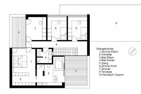 modern contemporary floor plans modern architecture house design plans