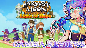 harvest moon harvest moon light of hope review pc switch ps4 nothing but