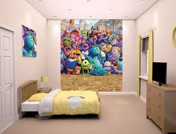 Monsters Inc Wall Decals for Kitchen