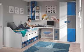 chambre ado fille bleu chambre enfant chambre ado garçon décoration chambre ado moderne