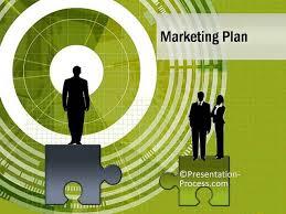 target market plan powerpoint templates set