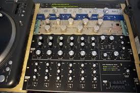 Diy Mixing Desk by Modular Analogue Dj Mixer James Kelly U0027s Blog