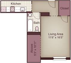 Hynes Convention Center Floor Plan The Parkside Apartments Rentals Boston Ma Apartments Com