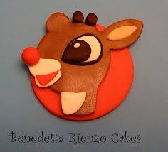 christmas rudolph red nosed reindeer pages