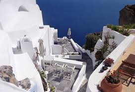 aris caves santorini romance in white the cave hotel aris caves on the greek island of