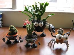 unique indoor planters diy cool indoor garden planters from junk garden culture magazine