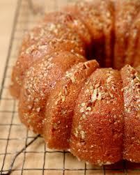 sweet potato bourbon bundt cake recipe martha stewart