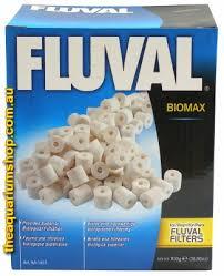 fluval bio max rings filter media 1100g the aquarium shop australia
