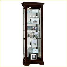 curio cabinet curio cabinets calgary antique cabinet with glass