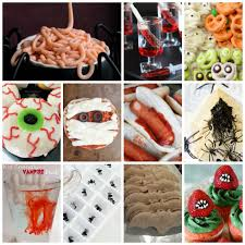 11 kid friendly creepy halloween foods