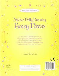 fancy dress sticker dolly dressing emily bone 9781409530541