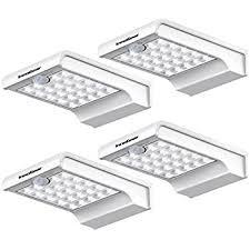 6 pack deal outdoor solar gutter led lights basic handheld