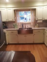 Farmer Sinks Kitchen by 30 Best Stainless Steel And Copper Farm Sinks Images On Pinterest