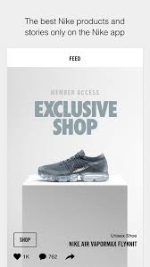 nike on the app store