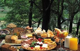 breakfast table ideas breakfast buffet table arrangement ideas hupehome