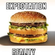 Big Mac Meme - big mac comparison badly edited by akira s meme center