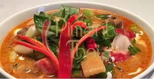ideal cuisine restaurant cuisine le piment thaï de sauveur