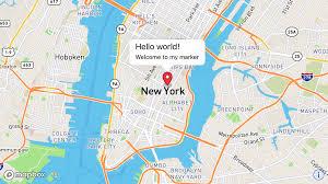 Studio City Map Add A Marker Mapbox