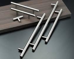 modern kitchen cabinet knobs and pulls modern drawer pulls etsy