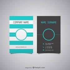 20 free business card design templates from freepik super dev
