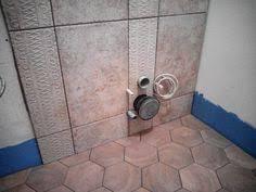 Hexagon Tile Bathroom Floor by Bildresultat För Hexagon Badrum Badrum Pinterest Search And