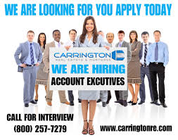 careers carrington real estate and mortgage inc
