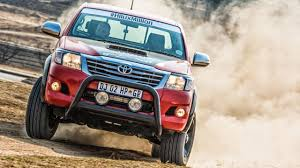 lexus v8 in toyota pickup this is a one off 450bhp v8 engined toyota hilux top gear