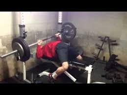 Proper Bench Form Bench Press 275 Bad Form Youtube