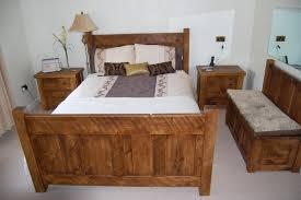 Santos Antique Pine Bed Frame King Size Bed Frame Metal Antique Pine Beds Wooden Designs