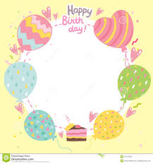 happy birthday template card 100 images printable happy