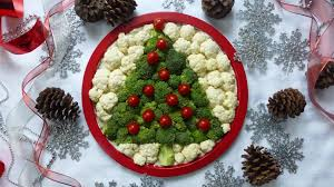 vegetable and dip tree everyday gluten free gourmet