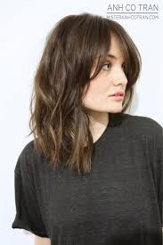 mid length hair cuts longer in front this is the one love the cut style and color and it will