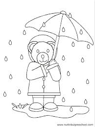 Rainy Day Coloring Page Coloring Page Pedia Rainy Day Coloring Pages