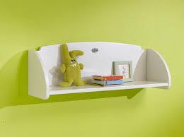 étagères chambre bébé etagère murale enfant doly blanche meubles chambre enfant literie