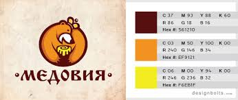 yellow color combination 10 best 3 color combinations for logo design with free swatches