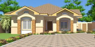 three bedroom houses house plans nii ayitey plan kaf mobile homes 20781