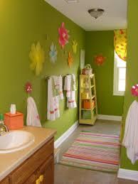 children bathroom ideas bathroom ideas with flower sticker
