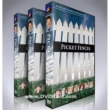 picket fences dvd box set seasons 1 4 1990s tv