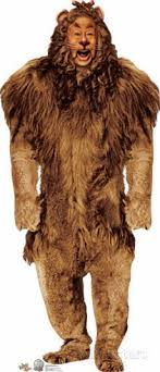cowardly lion costume retro kimmer s wizard of oz cowardly lion costume for sale