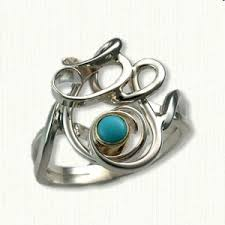 Custom Monogram Rings 101 Best Custom Monogram Jewelry Images On Pinterest Monogram