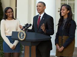 Donald Trump Family Pictures by What President Obama Told Daughters Malia And Sasha About Donald Trump