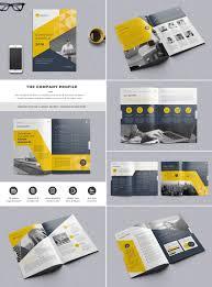 awesome editable brochure templates free pikpaknews
